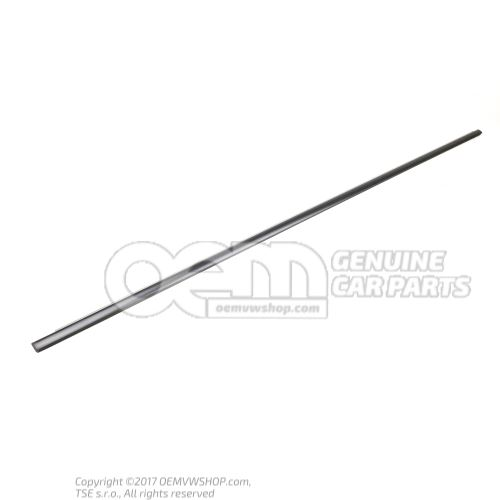 Genuine Window Aperture Seal Right Outer AUDI 8J0837478C