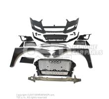 Оригинальный комплект поставки Audi RS3 8V 2013-2016