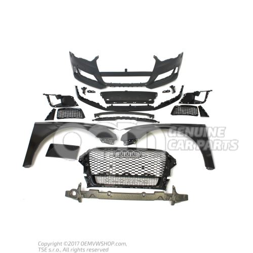 OEM genuino Audi RS3 8V 2013-2016 kit de conversión OEM8668565