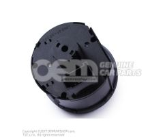 Conmutador multiple para luz marcha automatica 3C8941431B XSH