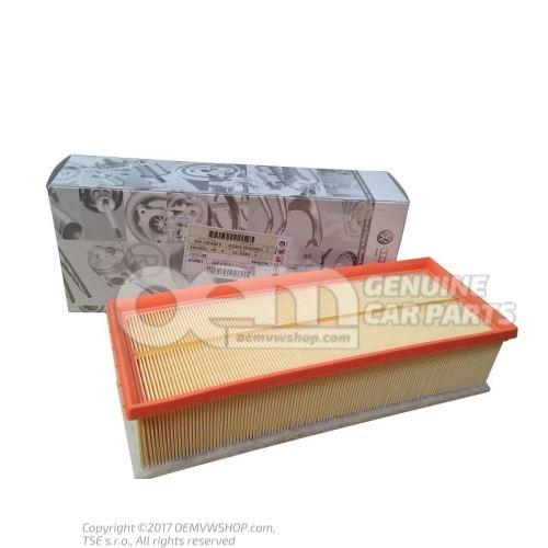 Cartouche de filtre a air 1K0129620E