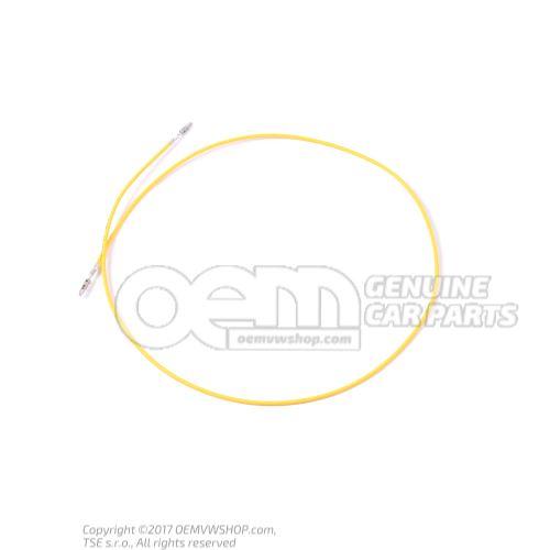 1 faisceau cable indiv. avec resp. 2 contacts en paquets de 5 pieces 'Unite de commande 5' 000979131E