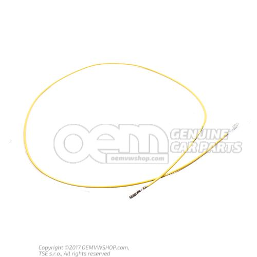 1 комплект отдельных проводов, каждый провод с 2 контактами в упаковке 5 штук 'заказ по 5' 000979034E
