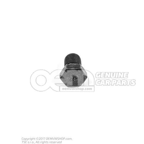 N 90660601 Tornillo evacuac. aceite M14X1,5X18