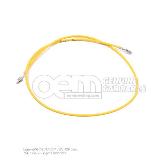 1 faisceau cable indiv. avec resp. 2 contacts en paquets de 5 pieces 'Unite de commande 5' 000979225E