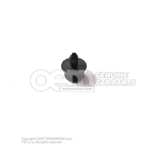 Фиксатор чёрный satinschwarz 701867299E 9B9