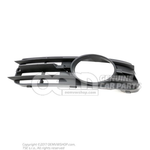 Cover for fog lamp satin black 6Y0853684A B41