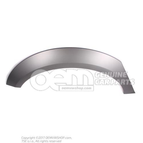 Cubierta p. recorte rueda gris platino Audi A6 Allroad Quattro 4F 4F9853818 1RR
