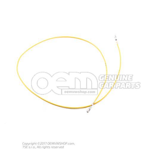 1 faisceau cable indiv. avec resp. 2 contacts en paquets de 5 pieces 'Unite de commande 5' 000979025E