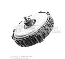适用于02E / DQ250 DSG变速箱的正品湿式双离合器修理包
