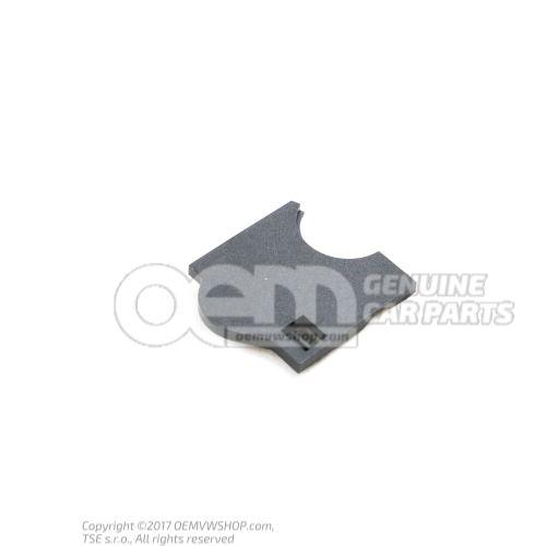 Cubierta negro satinado 3T9867939 9B9