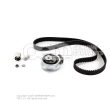 Repair kit for toothed belt 06B198119A