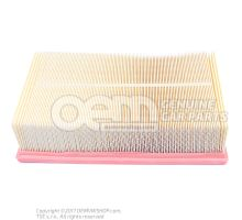 Air filter element 5Q0129620B