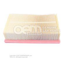 Cartucho de filtro de aire suministro 5Q0129620B