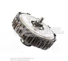 Оригинальный комплект для ремонта мокрого двойного сцепления для коробок передач 02E / DQ250 DSG