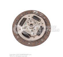 Kit de réparation pour volant moteur à deux masses Audi VW Skoda Seat, moteurs diesel 6C0198105