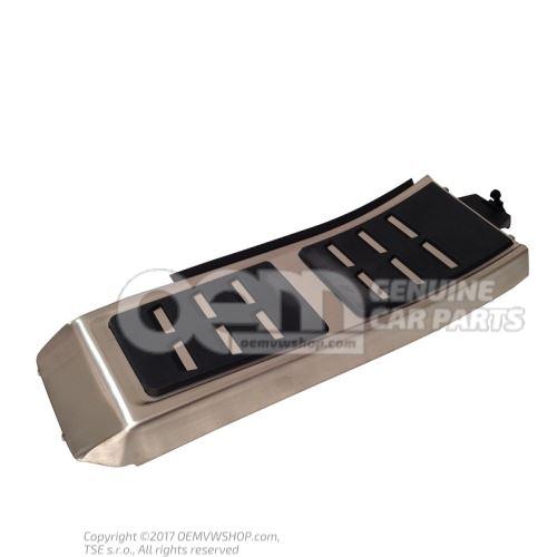 Cubierta para reposapies aluminio 4G1864777A 3Q7