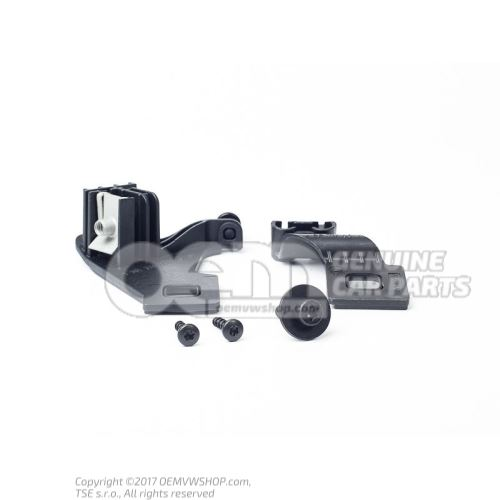Pемонтный комплект корпуса фары 8T0998122B