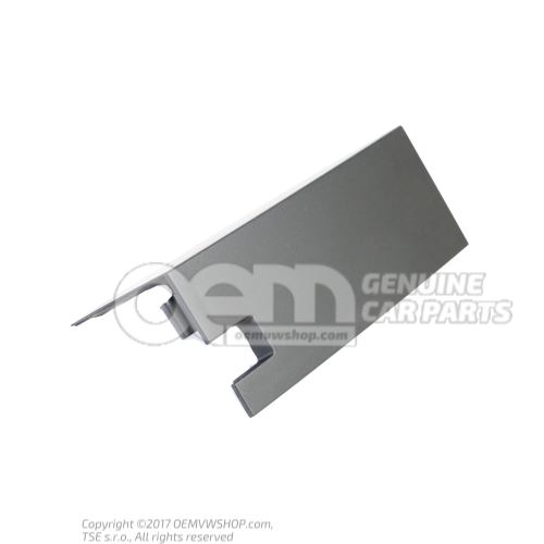 Cover anthracite 7M3882100A 75R
