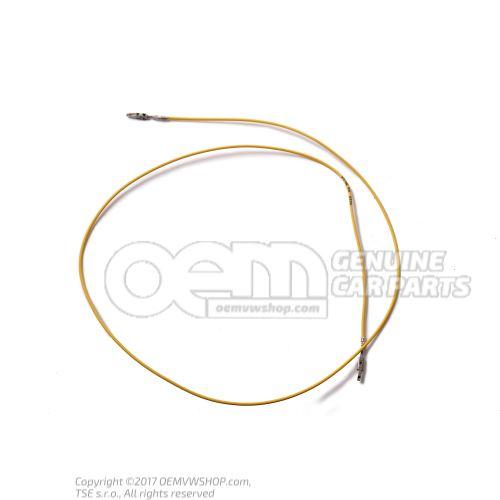 1 faisceau cable indiv. avec resp. 2 contacts en paquets de 5 pieces 'Unite de commande 5' 000979019E
