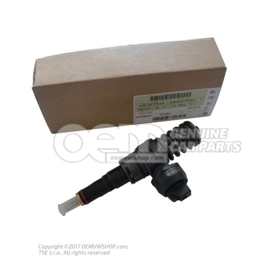 Unite de pompe d'injection 038130079GX