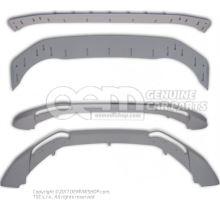 Передний спойлер вместе с руководством по уста- новке и с монтажным материалом грунтованная Audi A5/S5 Coupe/Sportback 8K Audi A5/S5 Coupe/Sportback 8K 8T0071053 9AX