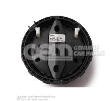 Adjusting unit with motor for exterior mirror right Audi Q7 4L 4L0959578