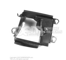Air guide right front Audi TT/TTS Coupe/Roadster 8S 8S0121674A