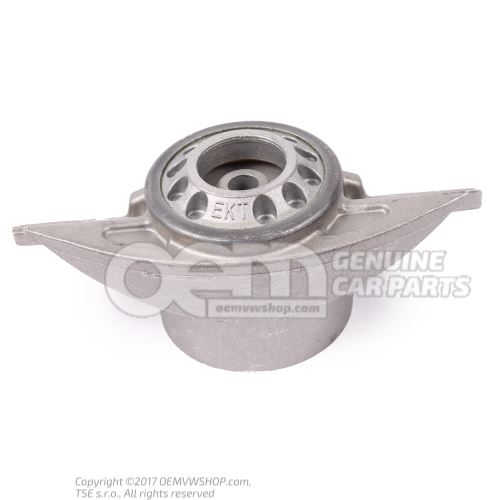 Shock absorber bearing upper Round 3C0513353C