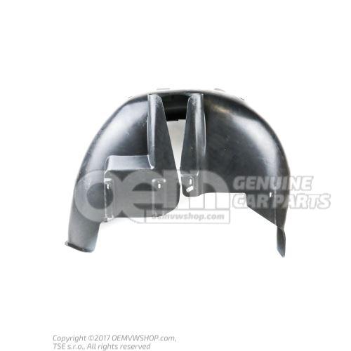 轮罩内板-塑料 棉缎黑色 3B0810971E 01C