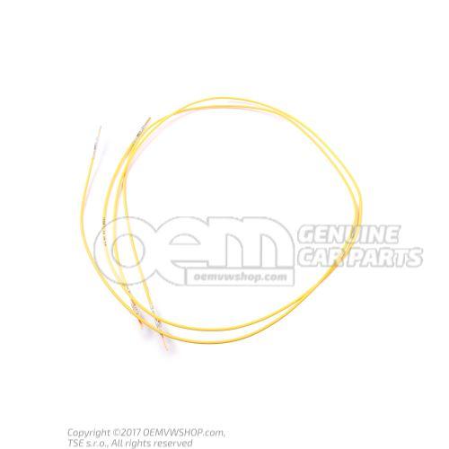 1 faisceau cable indiv. avec resp. 2 contacts en paquets de 5 pieces 'Unite de commande 5' 000979035EA