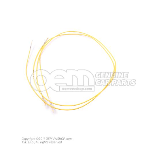 1 set single wires each with 2 gold-plated contacts, in bag of 5 'Order qty. 5' 000979035EA
