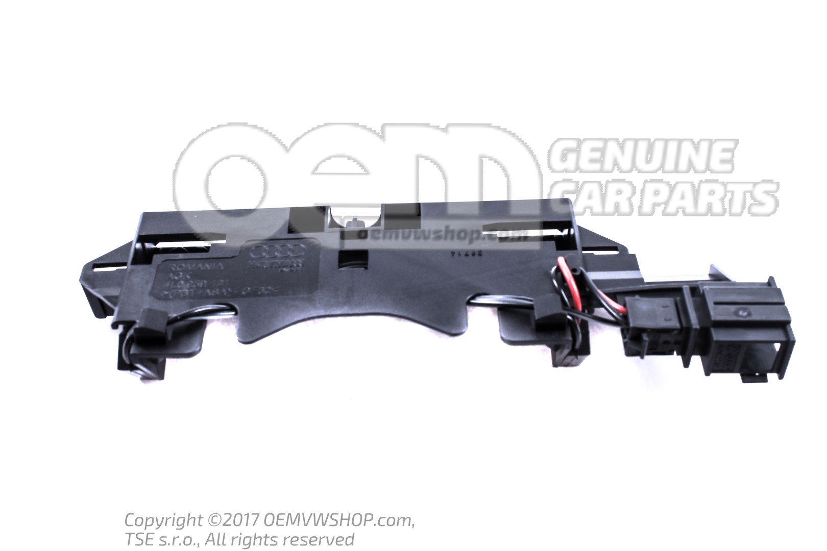 Light For Rear Lid 4L0959121 Genuine AUDI Q5 Q7 Switch For Luggage Comp
