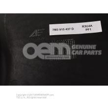 Cache de batterie 7M3915437D