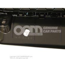 Calandra negro de alto brillo/negro de alto brillo Audi RS3 Sportback 8V Audi RS3 Sportback 8V 8V4853651D ALZ