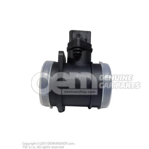 Pасходомер воздуха с внутренней трубкой 038906461C
