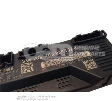 Calculateur pour capot coffre 4G5959107B