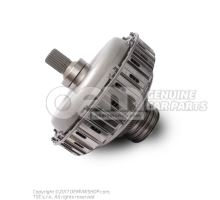 Kit de embrague original de reparación de placa múltiple húmeda para 0B5 / DL510 para cajas de cambios de doble embrague S tronic de 7 velocidades Audi Quattro