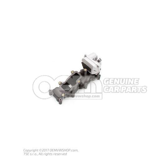进气管 Volkswagen Phaeton 3D 059129712BT