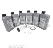 0BH 7-ступенчатый комплект для замены масла DQ500 DSG OEM02403368