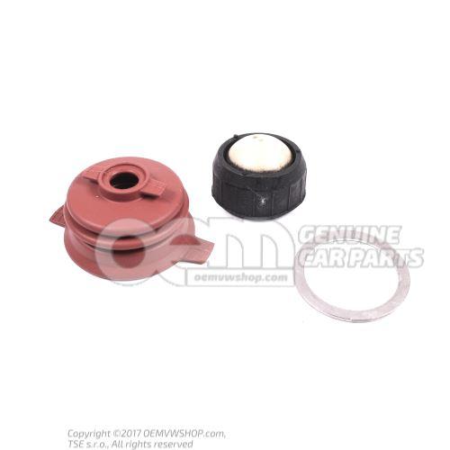 Repair kit for selector mechanism front 8D0798151