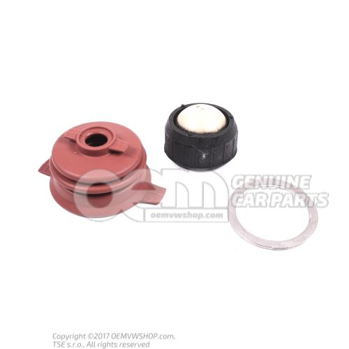 Repair kit for selector mechanism 8D0798151