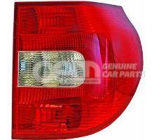 Tail light Skoda Yeti 5L 5L0945112