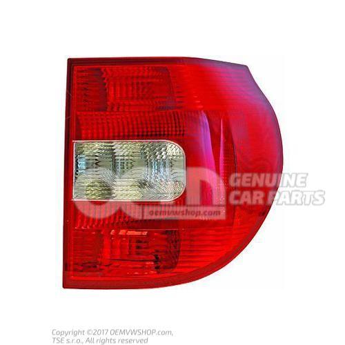 Tail light right Skoda Yeti 5L 5L0945112