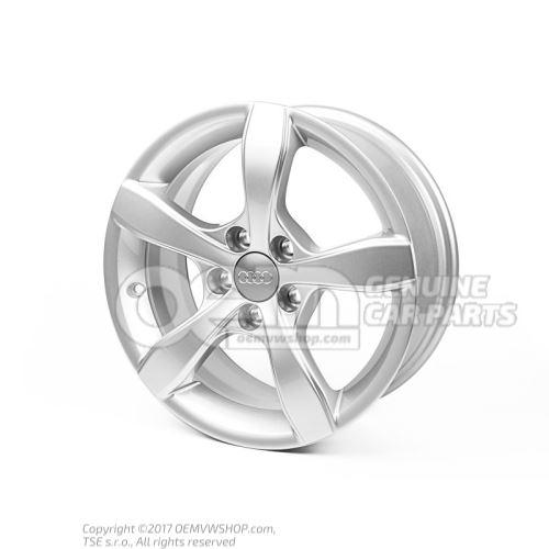 Алюминиевый диск серебристый brillantsilber 8X0071495 8Z8