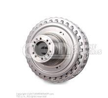 Оригинальный комплект сцепления для ремонта ходовых многодисковых дисков для 0B5 / DL510 для Audi Quattro 7-ступенчатая S tronic коробка передач с двойным сцеплением
