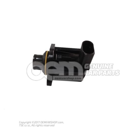 Cut-off valve 03C145710E