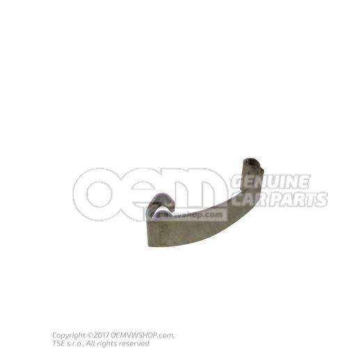 Etrier d'obturation boitier de filtre a air 078129797