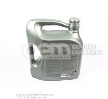 Huile moteur 'LongLife' consommables G  052195M4