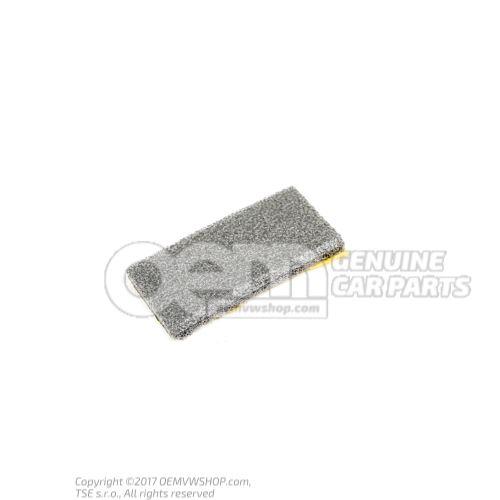 钥匙 垫板,自粘式 321201299